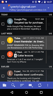 K-@ Mail Pro - Email App- screenshot thumbnail