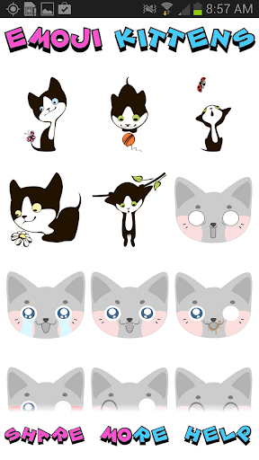 【免費社交App】Emoji World ™ Kittens-APP點子