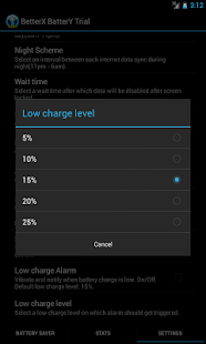 BetterX Battery(2 X Life) - screenshot thumbnail