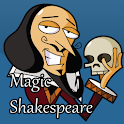 Magic Shakespeare logo