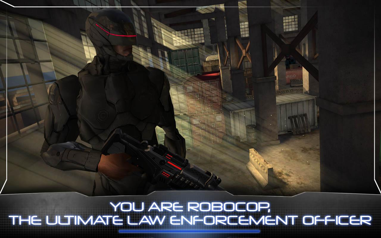 RoboCop™ - screenshot