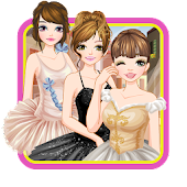 Ballerina Girls - Dress up