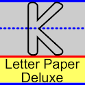 Letter Paper Deluxe icon