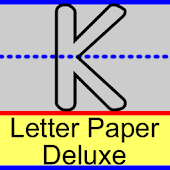 Letter Paper Deluxe