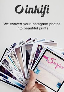 Inkifi -  Instagram Prints - screenshot thumbnail