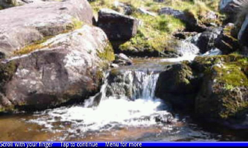 Waterfalls- screenshot
