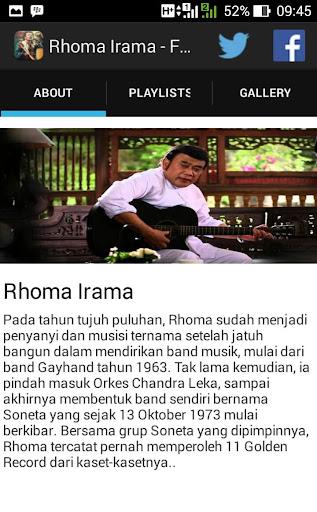 Rhoma Irama Unofficial