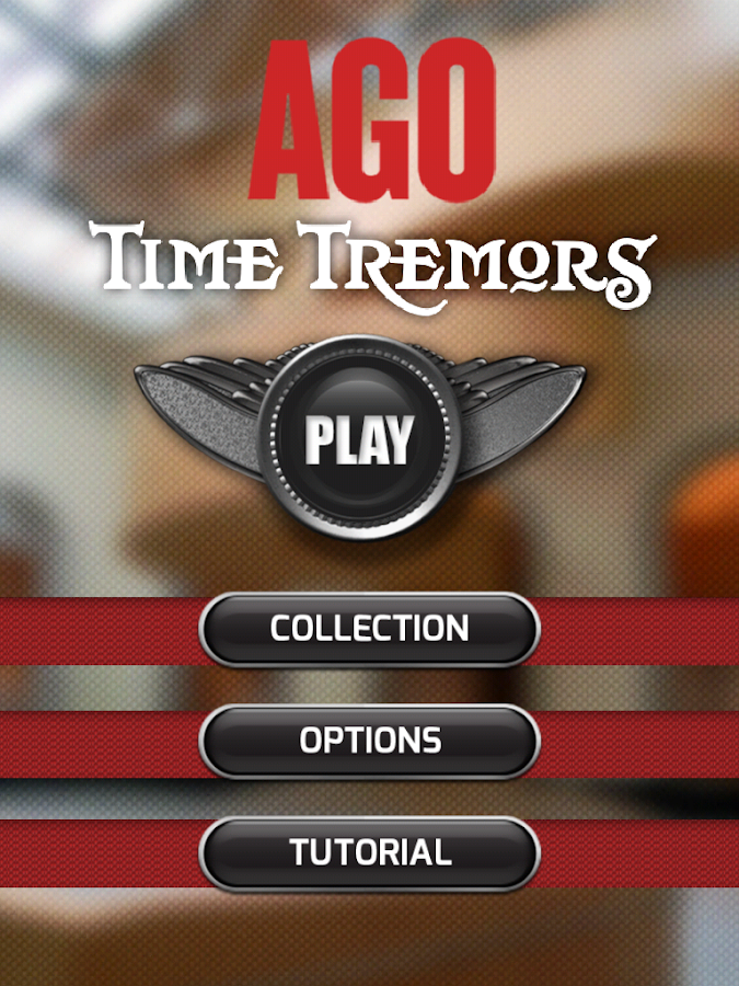 Time Tremors : AGO- screenshot