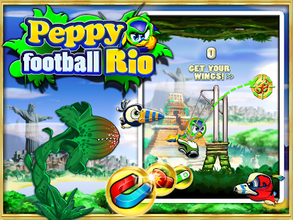 Peppy Football Rio World Cup