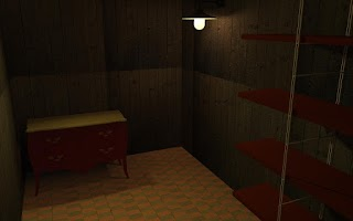 Screenshot of Sitting Room Escape