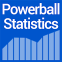 Powerball lottery statistics icon