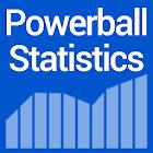 Powerball lottery statistics icon