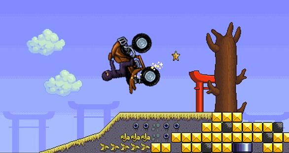 Ninja Hill Climb Racing - screenshot thumbnail