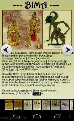 【免費教育App】Legenda Pandawa-APP點子