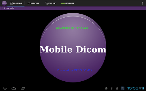 Mobile Dicom Viewer