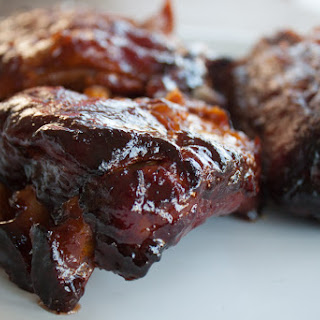 Crock Pot BBQ Ribs