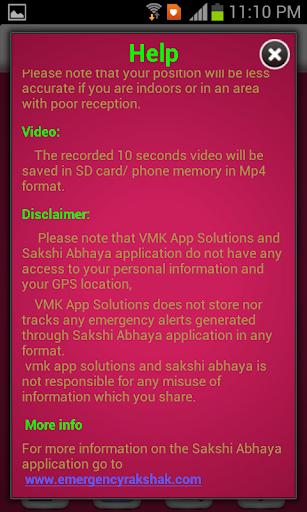 Sakshi Abhaya