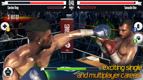 Android Apps: Real Boxing