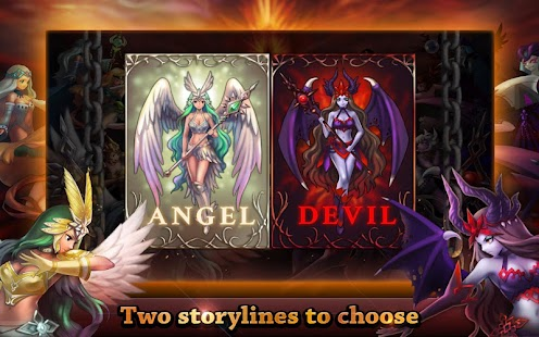 Defense Angel or Devil - screenshot thumbnail