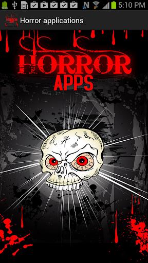Horror apps