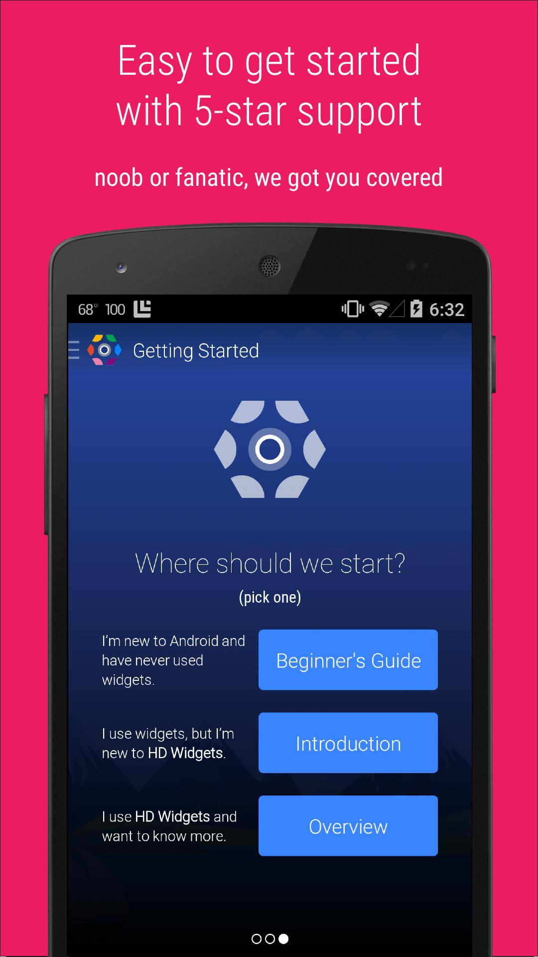 HD Widgets screenshot #8