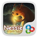 Nessie GO Launcher Theme icon