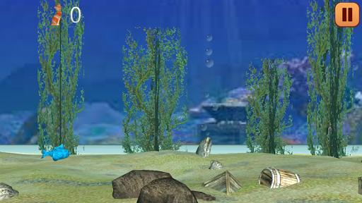 鱼攻击3D