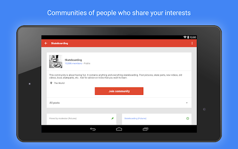 Google+ v4.9.0.84376185