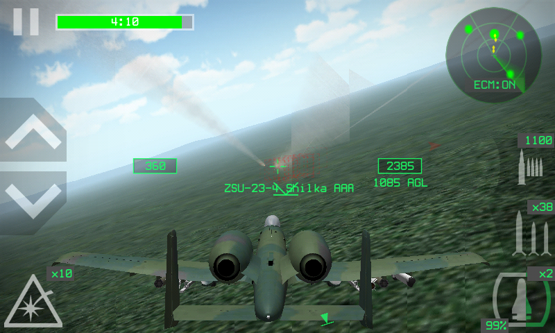 Strike Fighters Attack - screenshot