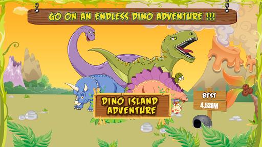 Dino Island Adventure:Fun Game