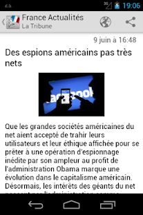France Actualites - screenshot thumbnail