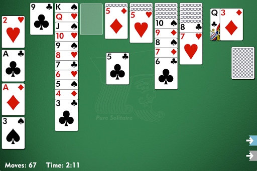 Pure Solitaire
