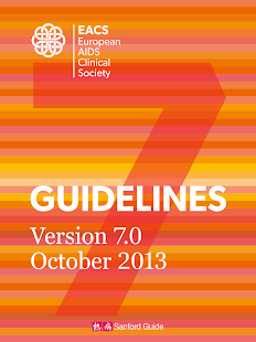 EACS Guidelines 7 screenshot for Android