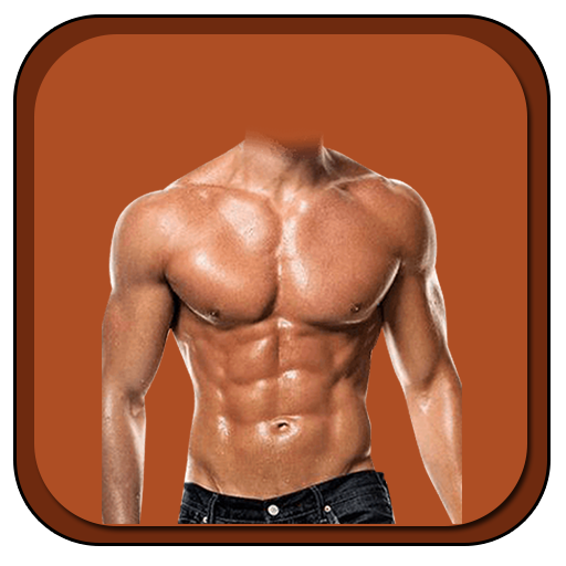 Man Body Builder Photo LOGO-APP點子