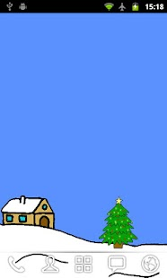 Christmas Live Wallpaper Free - screenshot thumbnail
