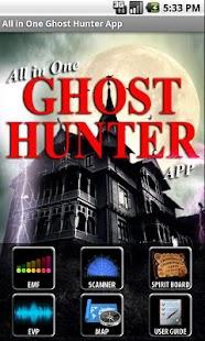 Ghost Hunter (EMF, EVP, SCAN)- screenshot thumbnail