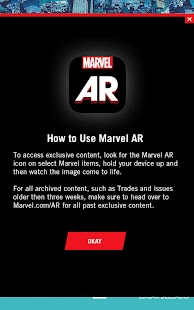 Marvel AR- screenshot thumbnail