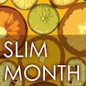 Slim Month – Dieting Tips logo