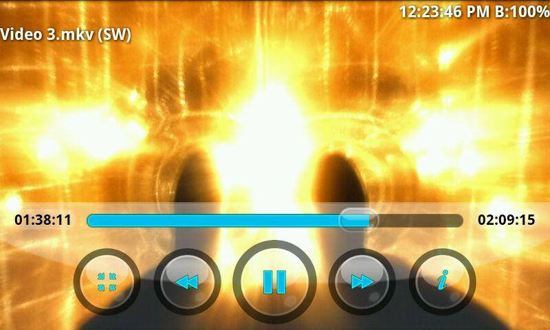 BSPlayer - screenshot
