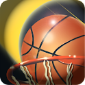 3D Basketball Shot logo