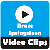 Bruce Springsteen Video Clips