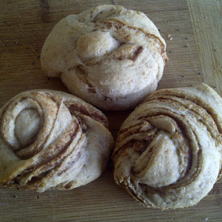 Swedish Cinnamon Rolls (vegan)