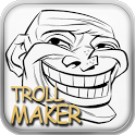 Troll Face Photo Maker icon