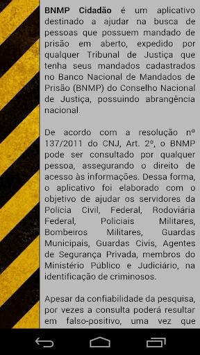 BNMP Cidadão