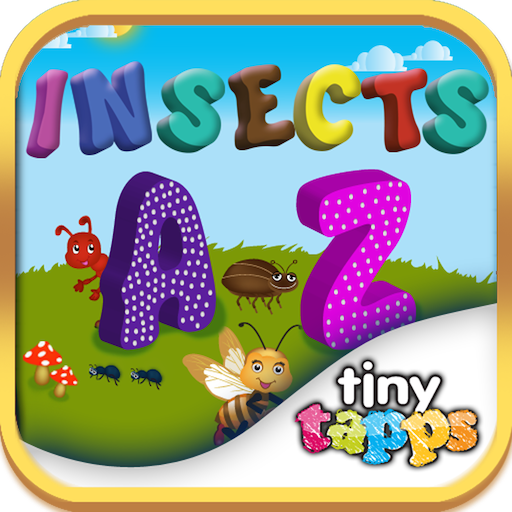 Insects A-Z By Tinytapps LOGO-APP點子