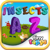 Insects A-Z By Tinytapps