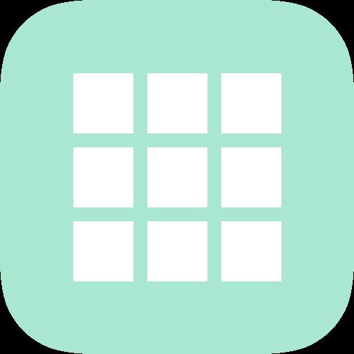 Selfie Grid Icon