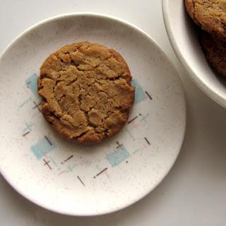 Vegan Garam Masala Cookies.