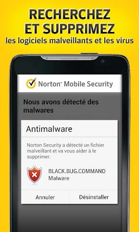 android Norton Security and Antivirus Screenshot 2