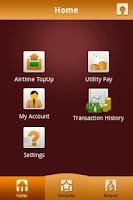 Screenshot of Button Pay - Agent Application
